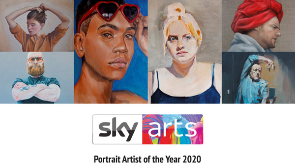 MAKING A MARK: Call for Entries: Portrait Artist of the Year