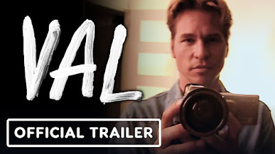 Actor Extraordinaire Val Kilmer Brand Sparkling New Trailer For His Entrancing New Documentray 'Val'!