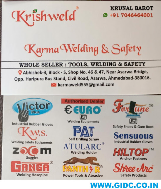 KARMA WELDING & SAFETY - 7046464001