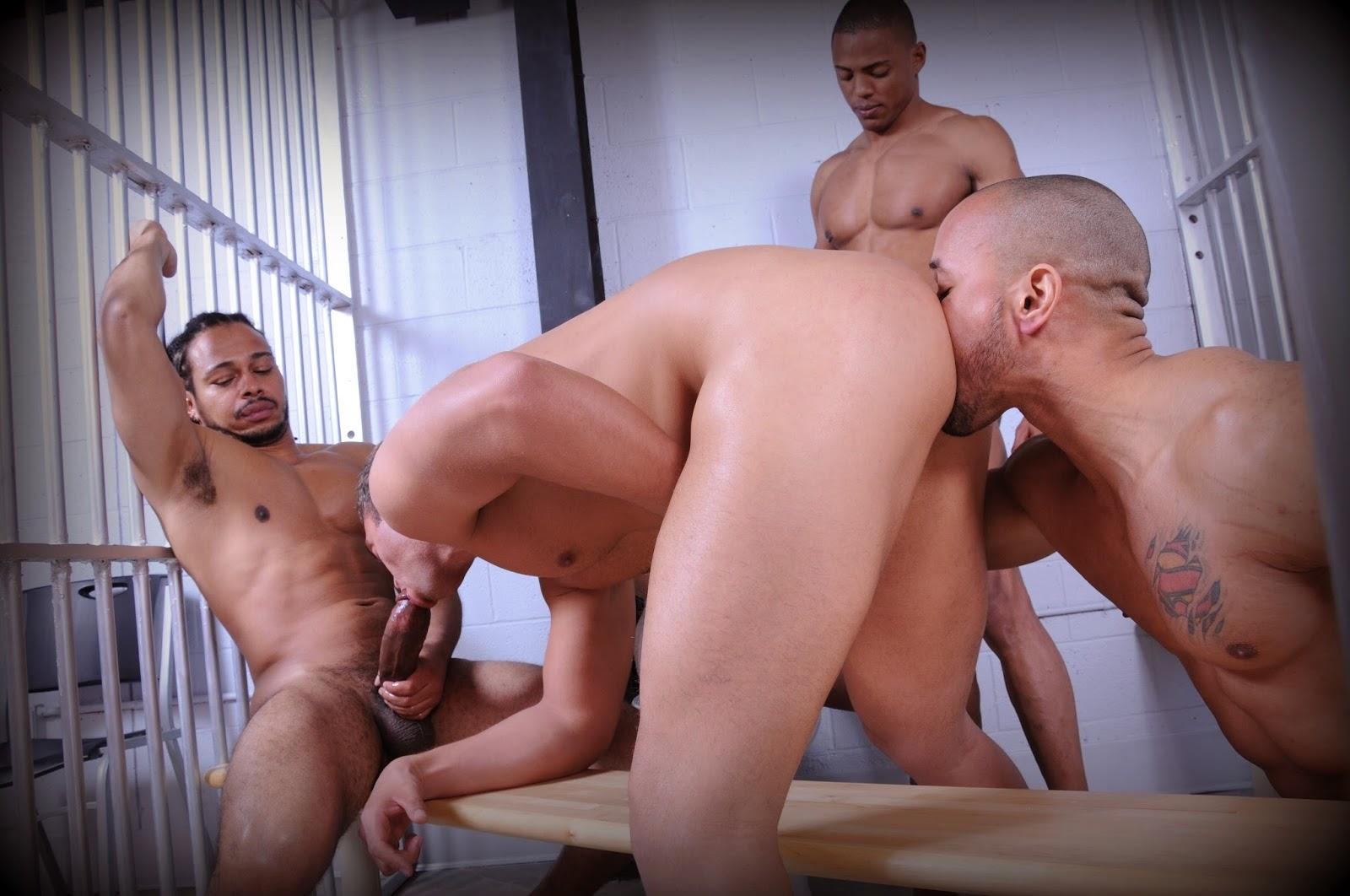 Big dick orgy cum porn