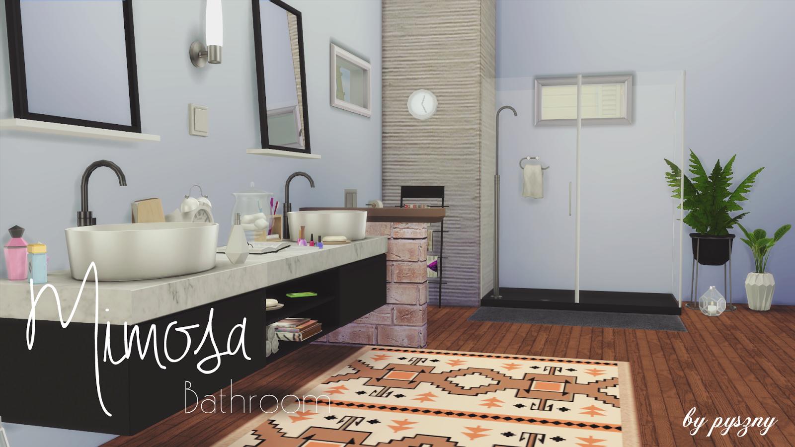 Mimosa Bathroom set! on dy design, er design, l.a. design, pi design, dj design, color design, ns design, setzer design, blue sky design, berserk design,