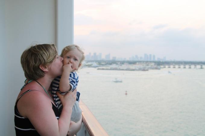 MSC Divina, Karibian risteily Miamin satamasta