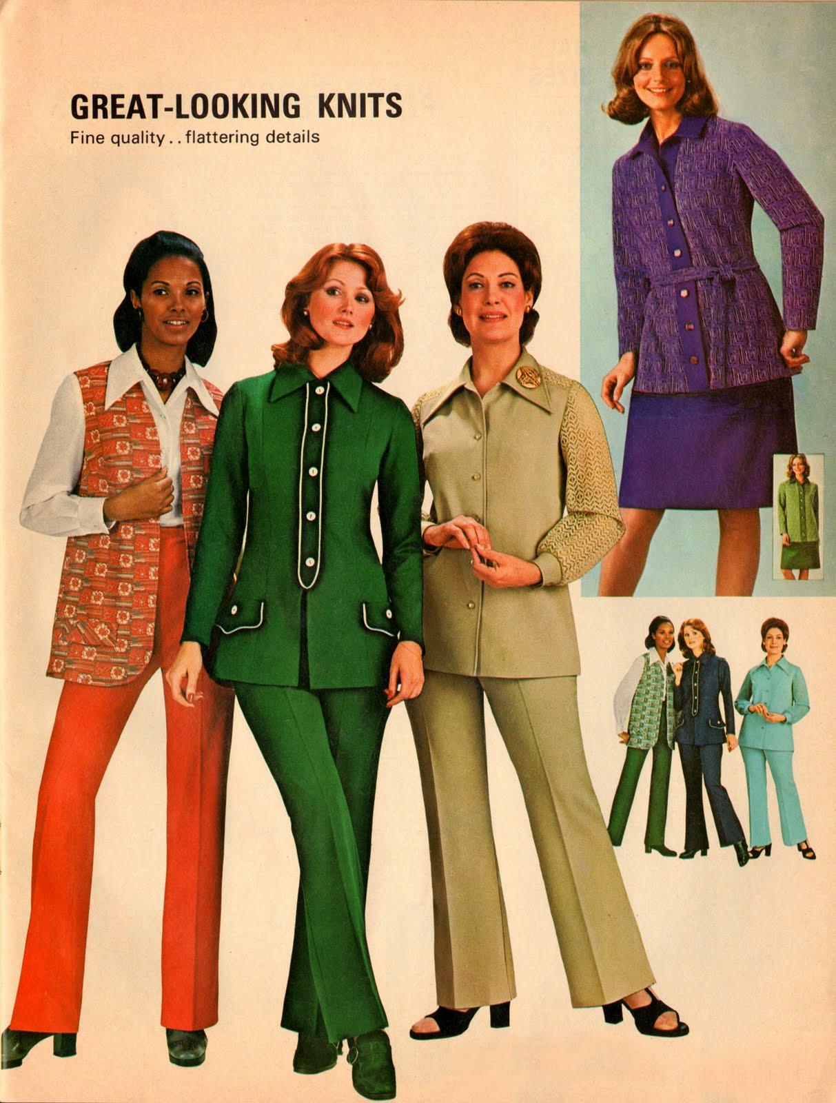 Neat Stuff Blog: Seventies Fashion