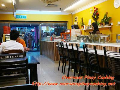 Kota Raya Shopping Complex - Filipino Restaurant