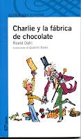 Un libro al día: Roalh Dahl: Charlie y la fábrica de chocolate