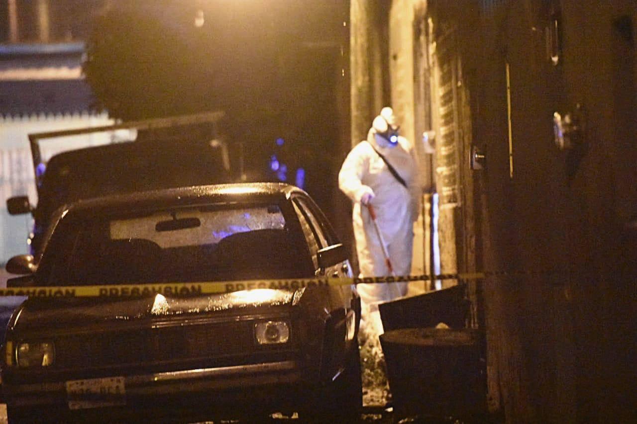 Deja tres muertos y dos heridos graves, ataque armado a convivió en Tarimoro, Guanajuato