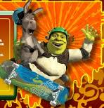 Shrek Skating