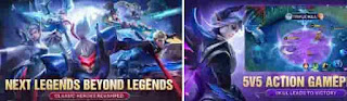 Mobile Legends MOD APK Unlimited Money and Diamond