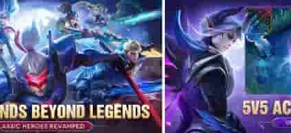18+ Mobile Legends Mod Apk Unlimited Money And Diamond Pictures