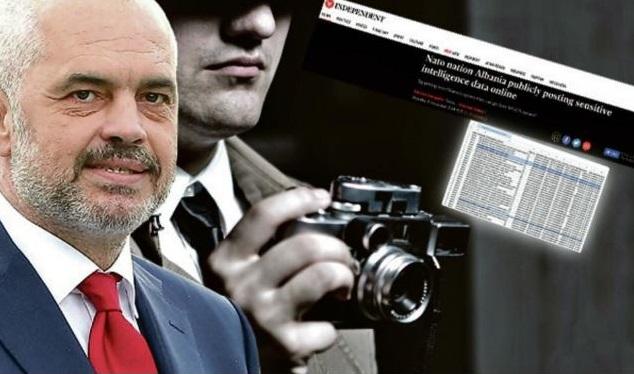 Η αναδιάταξη της αλβανικής κατασκοπείας ανησυχεί το Βελιγράδι