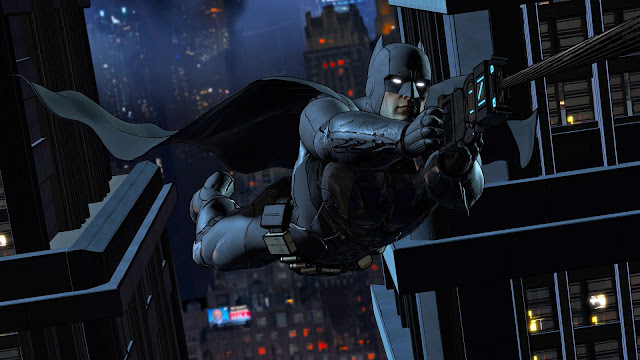 batman telltale episode 2 release