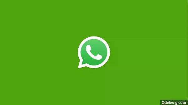 Cara Membuat Bubble (Gelembung) Chat WhatsApp di Android