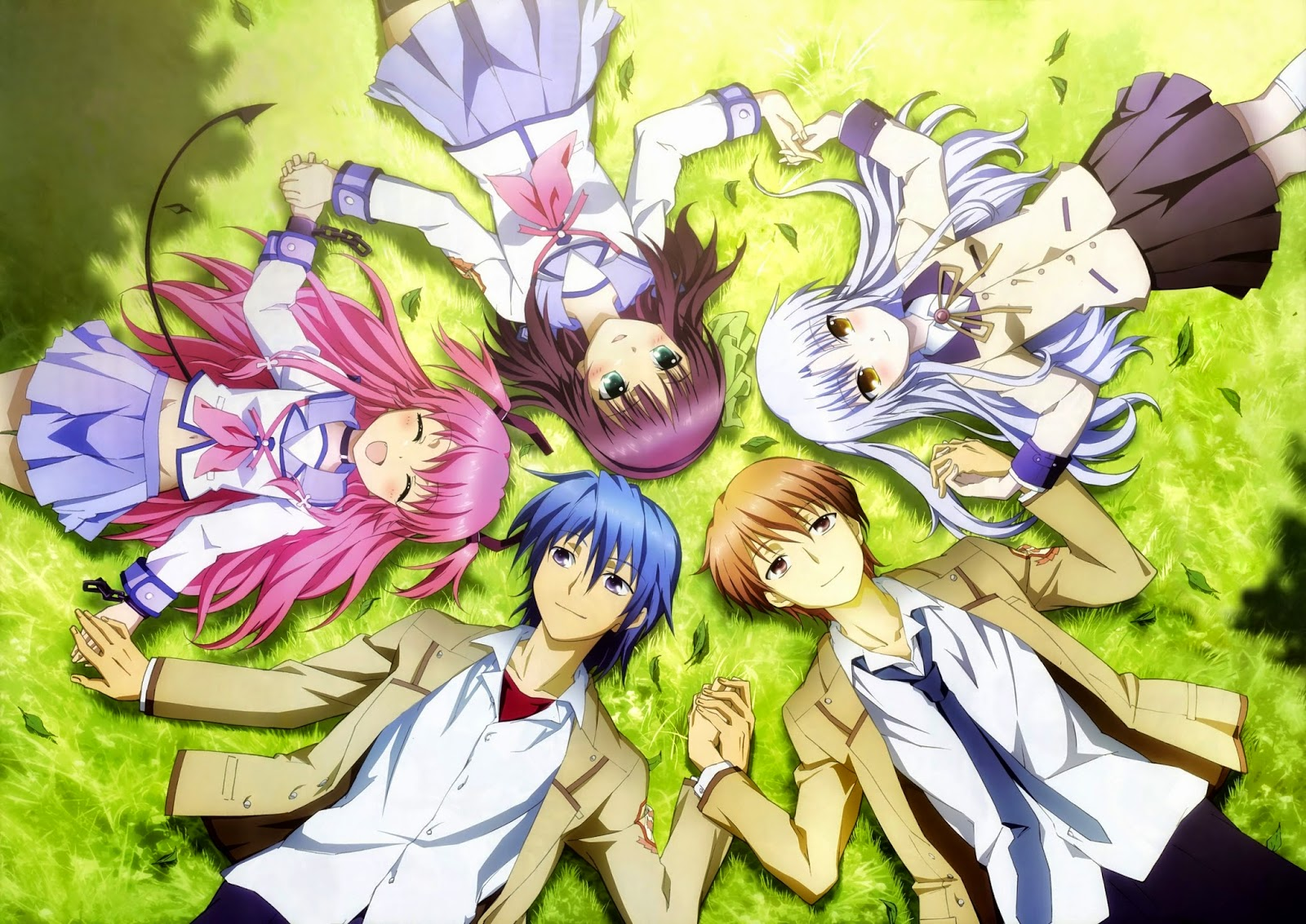 season 2 anime angel beats
