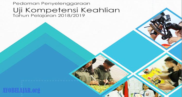 Buku Pedoman Uji Kompetensi Keahlian (UKK) SMK