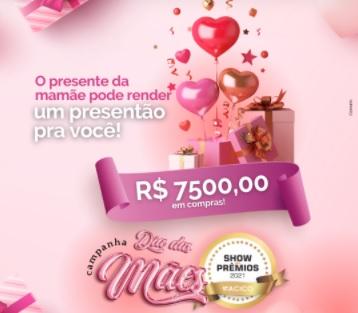 Promoção ACICO Conchal Dia das Mães 2021 Vales-Compras