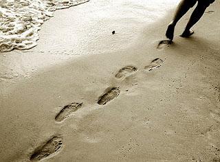 Leaving footprints