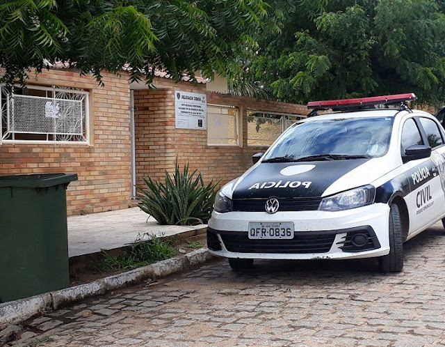Polícia Civil prende acusado de matar a mulher a golpes de facas em Brejo do Cruz (PB)