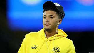 Jadon Sancho Not for Sale, says Dortmund