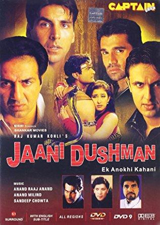 Jaani Dushman Movie Download Hd