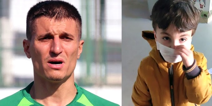 Futebolista Turco mata o filho de 5 anos porque «não o amava»