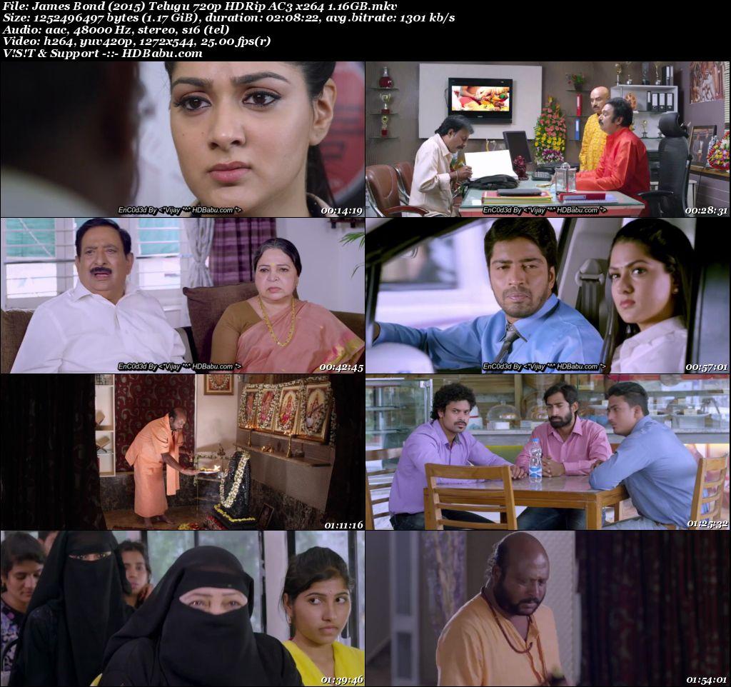 James Bond Telugu Full Movie Download, James Bond 2015 Telugu Movie Full HD 720p & 480p HDRip Download, James Bond Telugu 2015 Movie Watch Online.