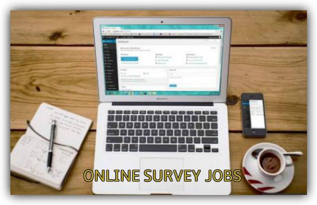 Earn Online legitimate Paid Survey Websites for Home Jobs