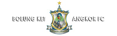 Senarai Penuh Pemain Boeung Ket Angkor FC AFC CUP 2017