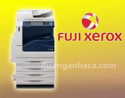Spesifikasi dan harga terbaru Fuji Xerox iv c3370