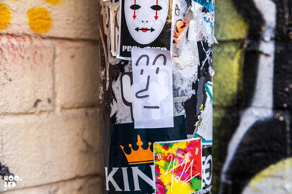 England-London-Shoreditch-Street-Art-Stickers