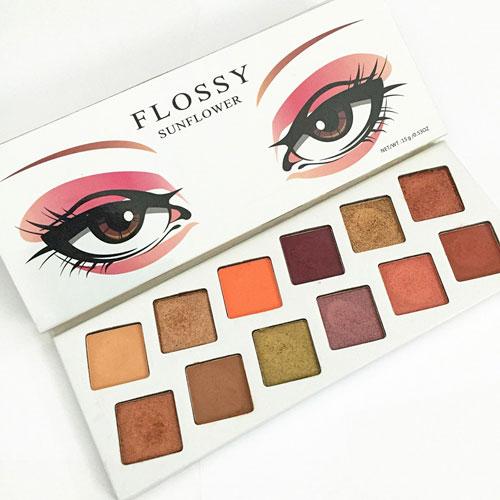 Productos de maquillaje para ojos : Paleta de sombras
