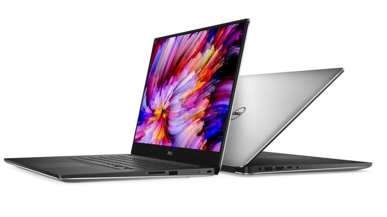 1- لاب توب Dell XPS 15