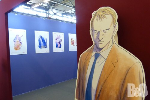 Japan Expo 2012 Urasawa