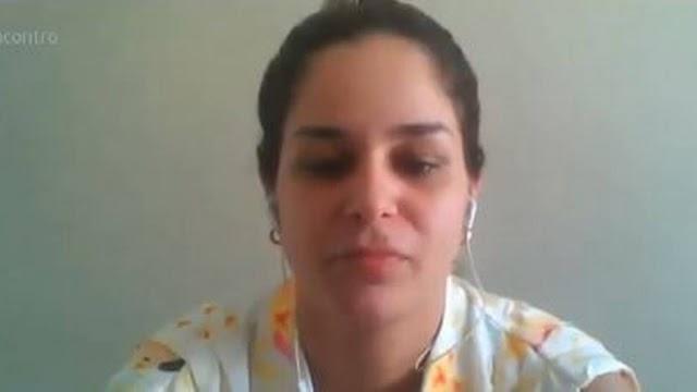 Pamella Holanda conta que agressões de DJ Ivis começaram quando estava grávida