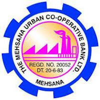 The Mehsana Urban Co-op Bank Ltd. Various Posts Recruitment 2016