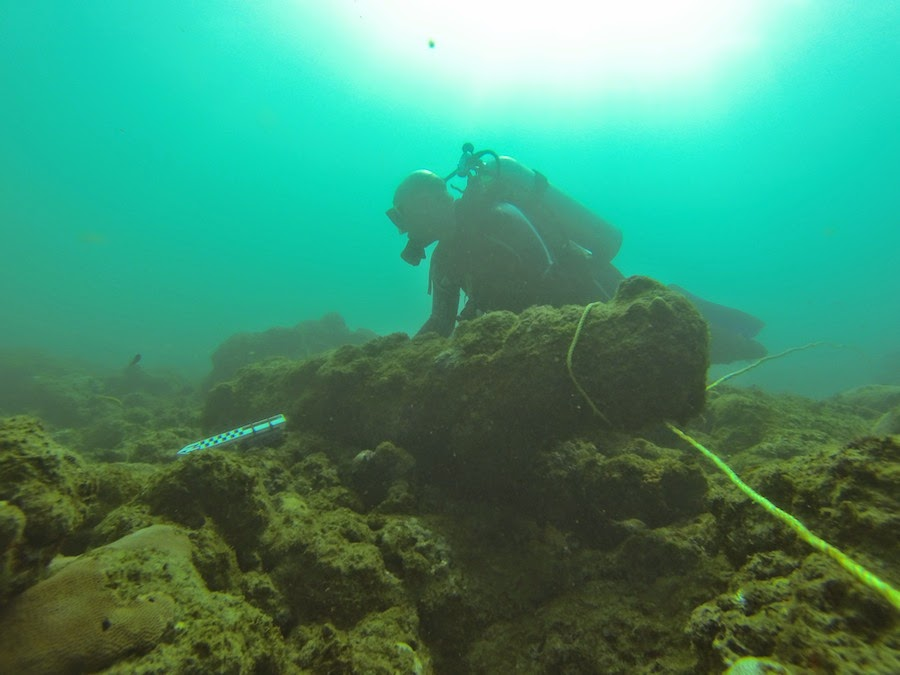 Central America: Wreck of 17th century Dutch warship discovered