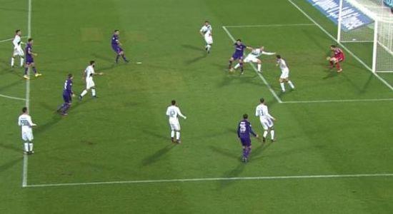 HIGHLIGHTS Fiorentina Sassuolo 2-1.