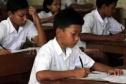 USBN 8 Mata Pelajaran Berlaku Untuk SD - Kebijakan Baru