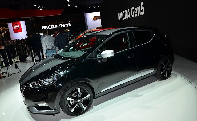Nissan Micra 2017 - Cargado con alta tecnología