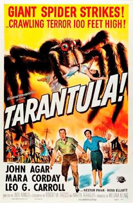 Tarantula Poster