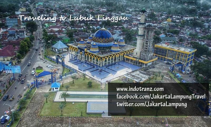 Travel Lubuk Linggau Jakarta