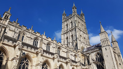 gloucester cathedral harry potter