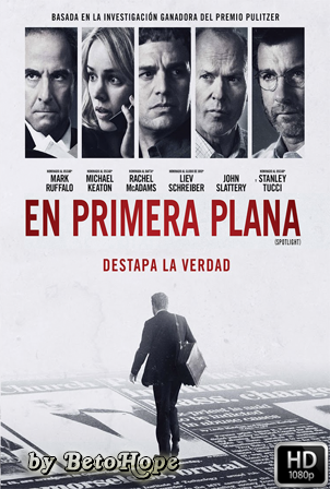 En Primera Plana [2015] [Latino-Ingles] HD 1080P  [Google Drive] GloboTV