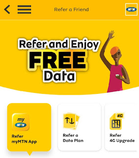 Get Free 4GB Data Daily On MTN