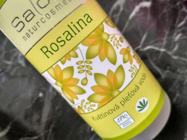 Saloos kvetinova voda Rosalina