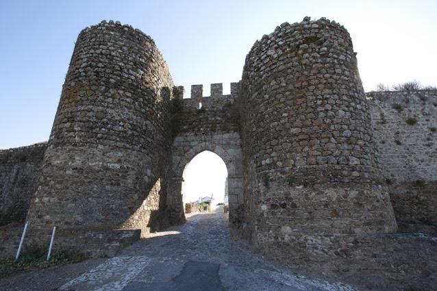 Evoramonte-castello