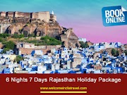 Paquetes de viaje de Rajasthan 7 dias