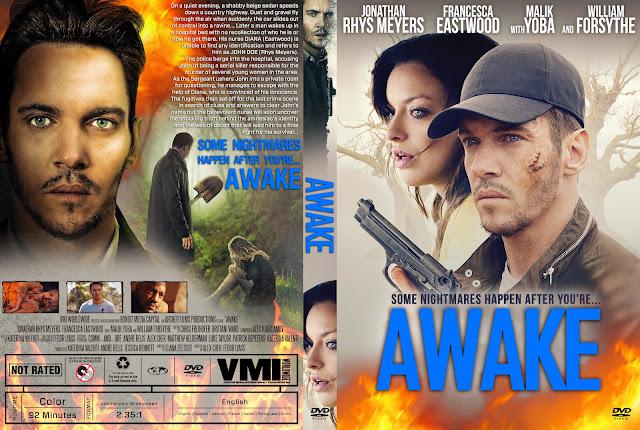 Awake DVD Cover