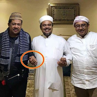 fahri hamzah dan hbs