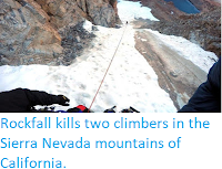 https://sciencythoughts.blogspot.com/2019/11/rockfall-kills-two-climbers-in-sierra.html