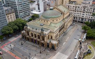 Foto Webysther - Matéria Theatro Municipal de São Paulo - BLOG LUGARES DE MEMÓRIA